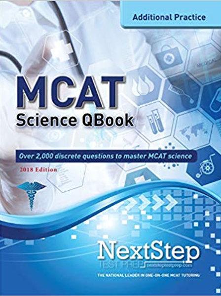 MCAT Science QBook