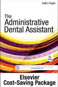 The Administrative Dental Assistant - Text and Workbook Package, 4e