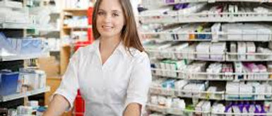 Prometric  McQs in Pharmacy Technician