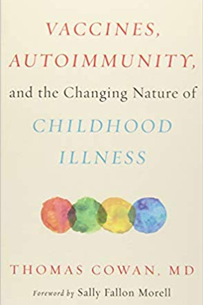 Vaccines, Autoimmunity, and the Changing Nature of Childhood