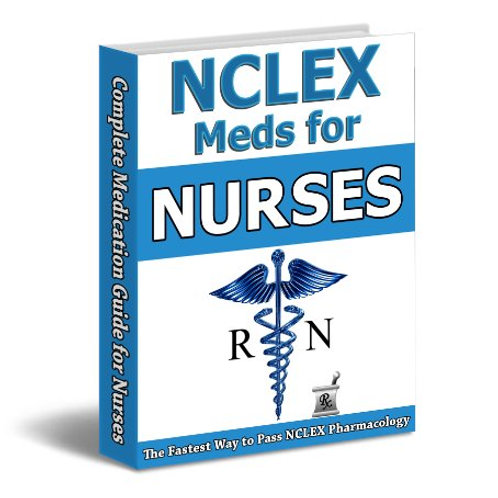 2019 NCLEX® Medications Guide & Practice Questions for Nursing Students: Best 20