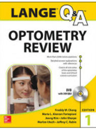 Lange Q&A Optometry Review: Basic and Clinical Sciences