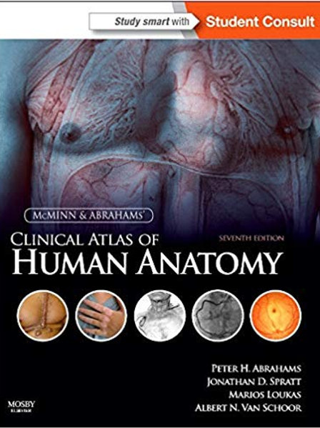 McMinn and Abrahams' Clinical Atlas of Human Anatomy: with STUDENT CONSULT Onlin