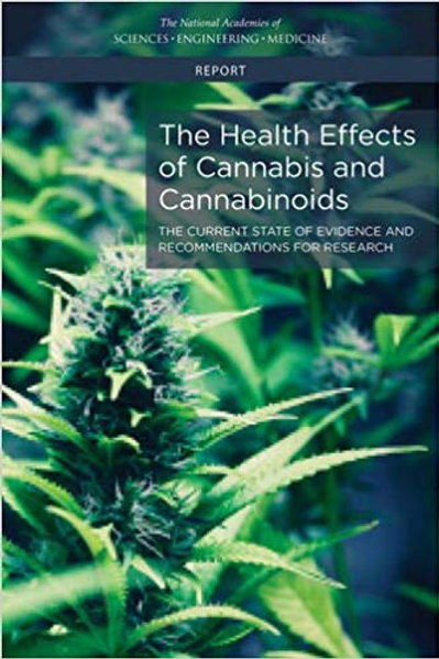 The Health Effects of Cannabis and Cannabinoids: The Current State of Evidence a