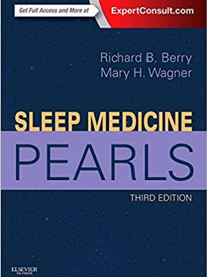 Sleep Medicine Pearls (Pearls Series) 3rd Edition