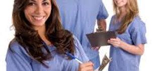 PEARSON + Prometric  McQs in Nursing Technician