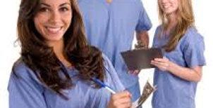 PEARSON + Prometric  McQs for Registered Nurse