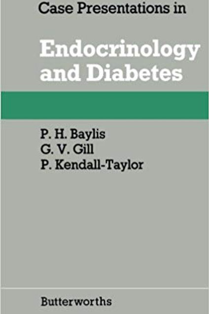 Case Presentations in Endocrinology and Diabetes