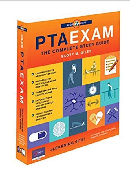 PTAEXAM: The Complete Study Guide 6th Edition