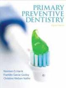 Primary Preventive Dentistry (8th Edition) (Primary Preventive Dentistry ( Harri