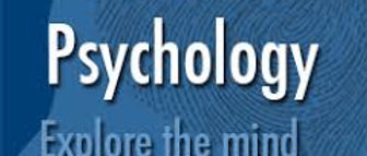 Forensic Psychology Level 3 Online
