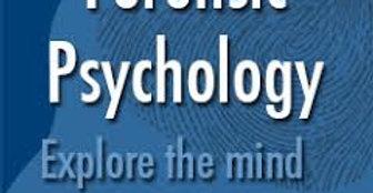 Forensic Psychology Level 4 online