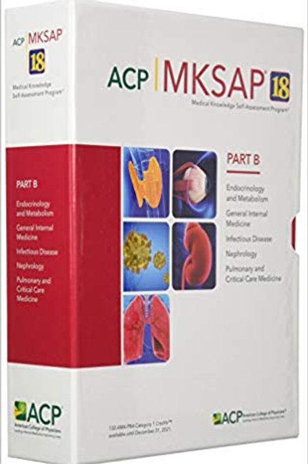 MKSAP® 18 Endocrinology and Metabolism