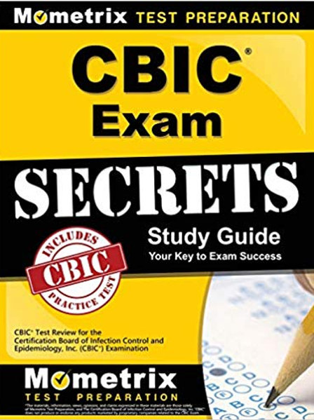 CBIC Exam Secrets Study Guide: CBIC Test Review for the Certification Board of I