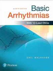 Basic Arrhythmias Plus MyBRADYLab with Pearson eText -- Product Package (8th Edi
