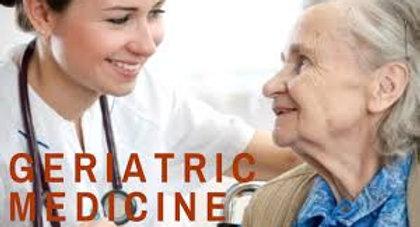 Postgraduate Diploma in Geriatric Medicine