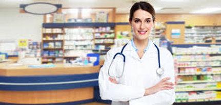 PEARSON + Prometric  McQs in Pharmacy (Pharmacists)