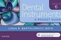 Dental Instruments: A Pocket Guide, 6e