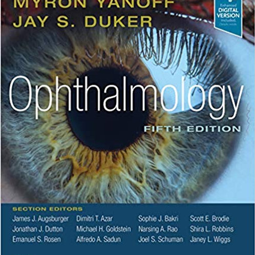 Ophthalmology 5th Edition