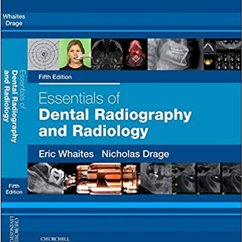 Essentials of Dental Radiography and Radiology 5th Edition