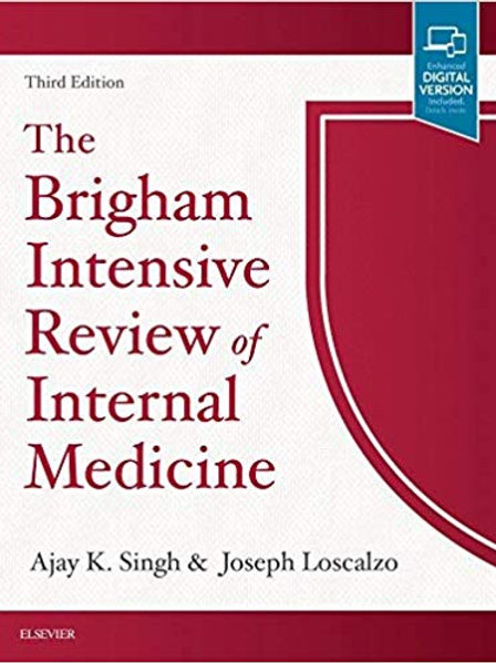 The Brigham Intensive Review of Internal Medicine 3rd Edition