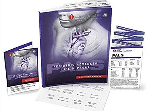 Pediatric Avanced Life Support (Pals) Provider Manual (Aha, Pediatric Advanced L
