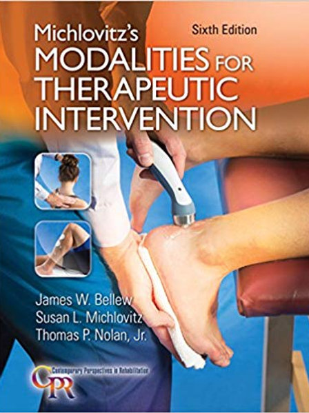 Michlovitz's Modalities for Therapeutic Intervention (Contemporary Perspectives