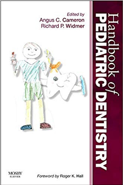 Handbook of Pediatric Dentistry 4th Edition