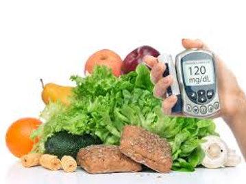 Certification in Diabetic Nutrition