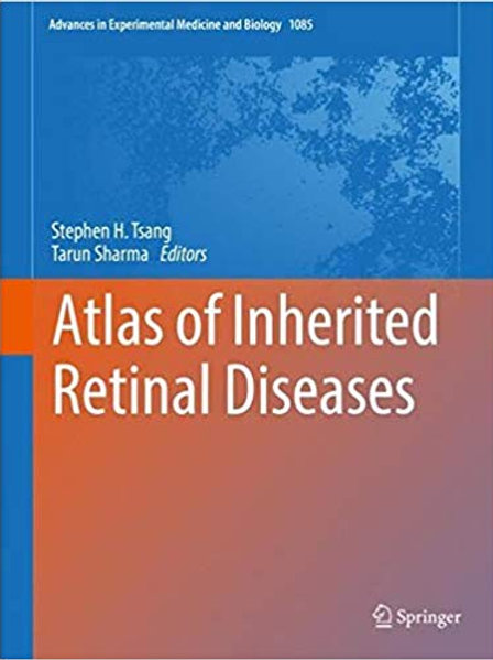 Atlas of Inherited Retinal Diseases (Advances in Experimental Medicine and Biolo