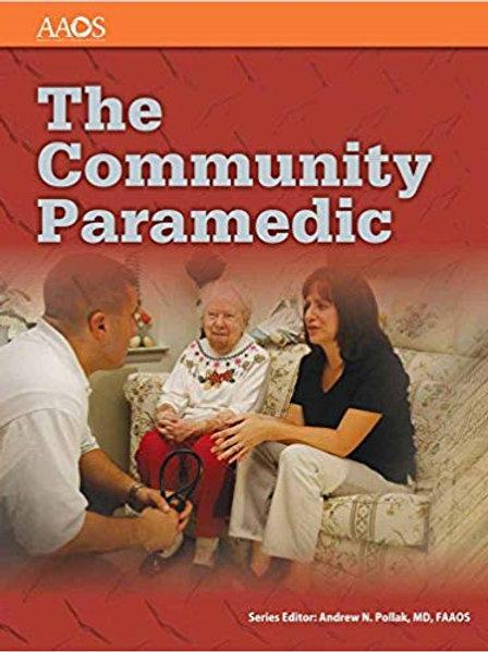 Community Health Paramedicine (Navigate 2 Advantage Access) 1st Edition