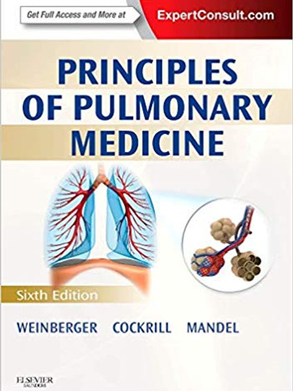 Principles of Pulmonary Medicine: Expert Consult - Online and Print (PRINCIPLES