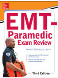 McGraw-Hill Education's EMT-Paramedic Exam Review, Third Edition