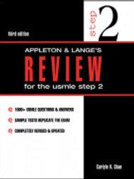 Appleton & Lange's Review for the USMLE Step 2