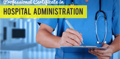 Masterclass in Hospital Administration