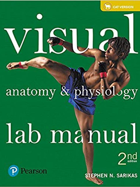 Visual Anatomy & Physiology Lab Manual, Cat Version Plus Mastering A&P with Pear