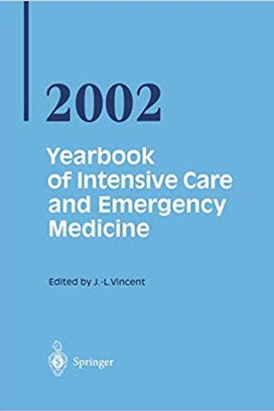 Yearbook of Intensive Care and Emergency Medicine 2002