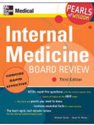 Internal Medicine Board Review: Pearls of Wisdom, Third Edition