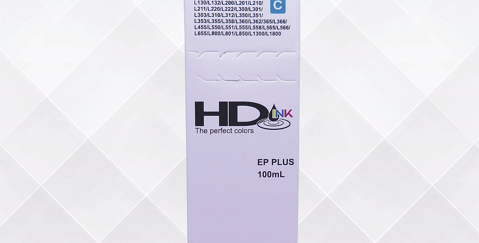 Epson Corante HDINK Cyan 100ml