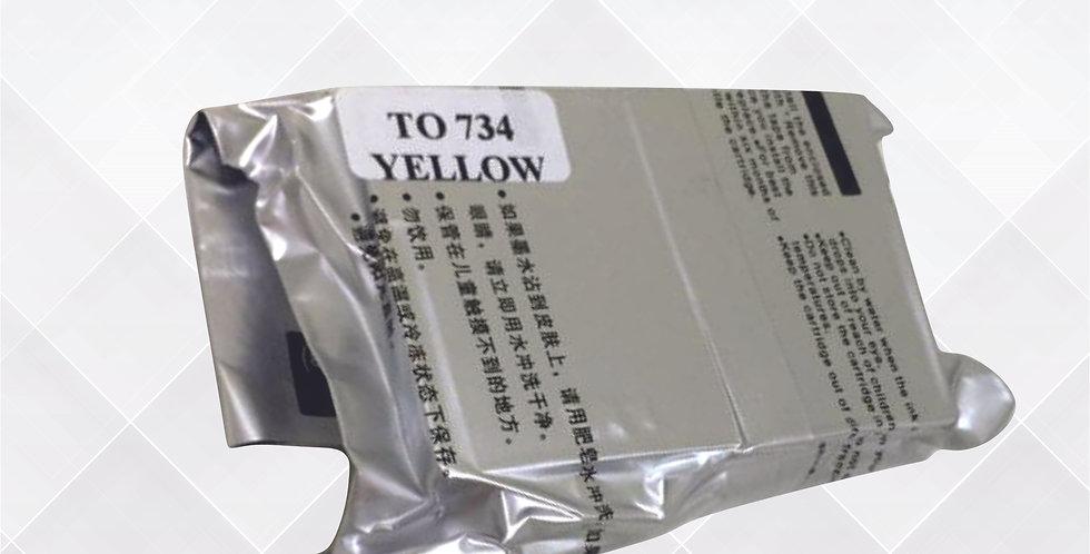 734N Yellow