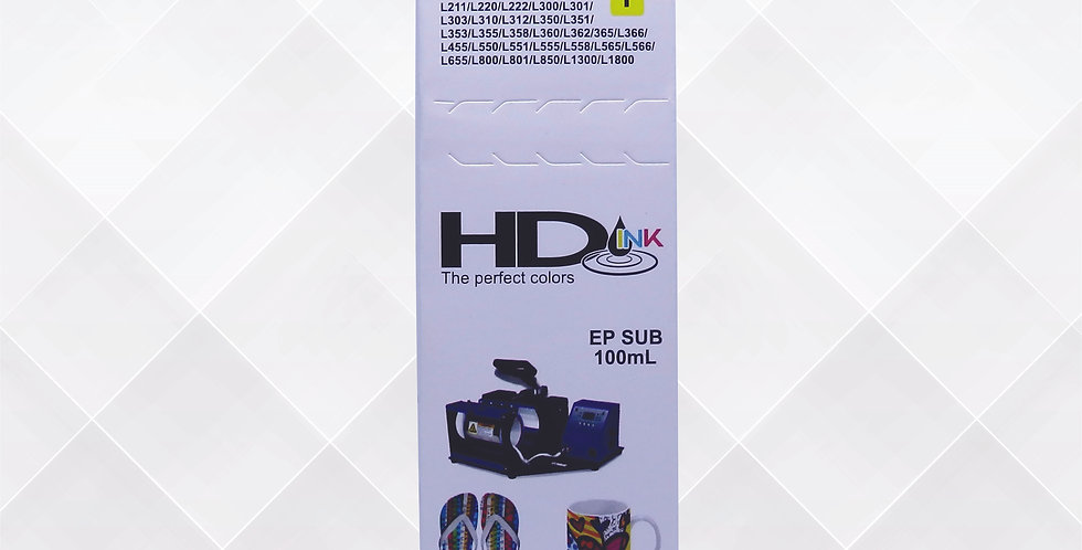 Epson Sublimatica HDINK Yellow