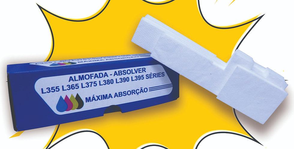 Almofada Absolver L355 L365 L380 L390 L395 Séries