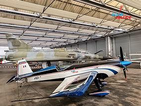 Hangar CF1 Ambérieu en Bugey