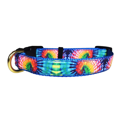 19mm Wide Psychedelic Collar
