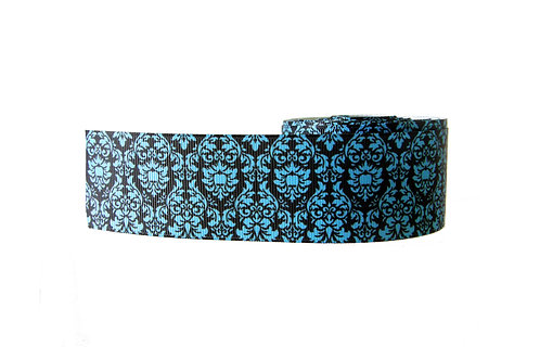 38mm Wide Blue Regal Martingale Collar