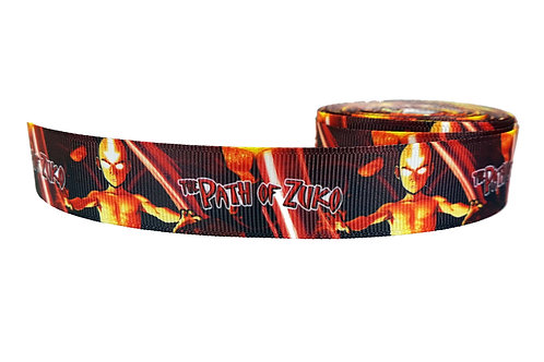 25mm Wide Avatar: The Last Airbender Aang Dog Collar