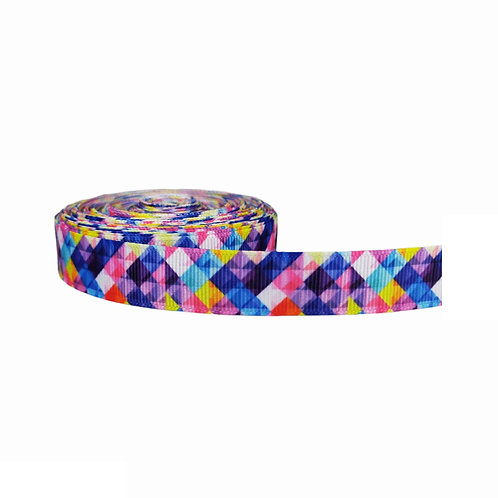 19mm Wide Kaleidoscope V2 Double Ended Lead