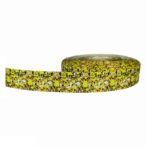 19mm Wide Pikachu Collar