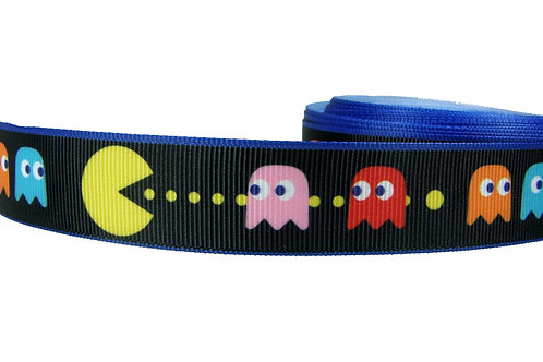 25mm Wide Pacman Martingale Collar