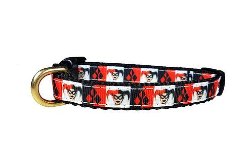 12.7mm Wide Harley Quinn Collar